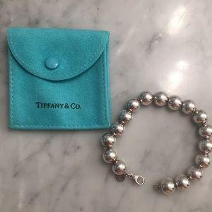 Tiffany & Co bead bracelet